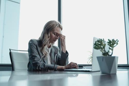 Werkstress onder jongeren
